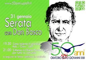 Serata Don Bosco