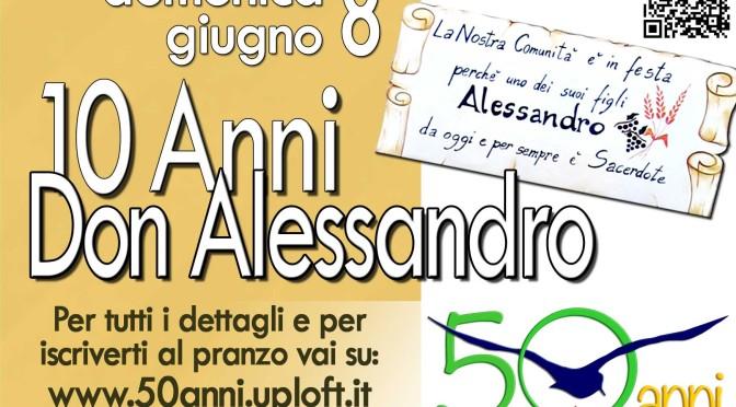 10Anni di Don Alessandro